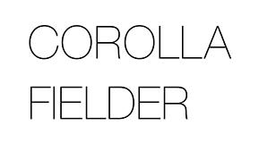 カローラ フィールダー